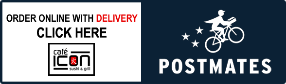 Cafe Icon Delivery with Postmates