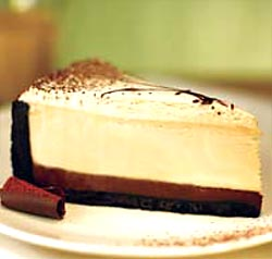 dessert irish cream cheesecake